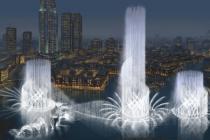 Музыкальный фонтан высотой 220 м вскоре откроют для туристов в Шардже