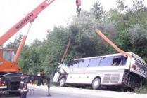 В Болгарии перевернулся автобус с украинскими туристами: погибла женщина