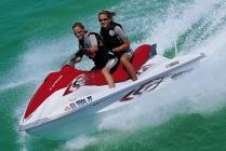 На Солнечном берегу моторная лодка сбила туристку