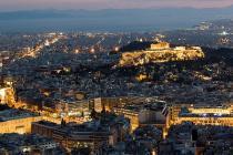 Таксисты в Афинах блокируют подъезды к аэропорту