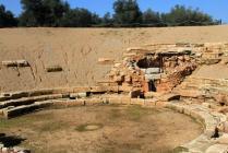 На Крите восстановят древний театр античного города Аптера