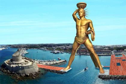 Греция построит то, что все захотят увидеть