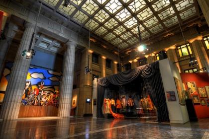 Музеи Стокгольма отменили плату за вход