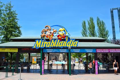 В Италии открывается крупнейший парк развлечений