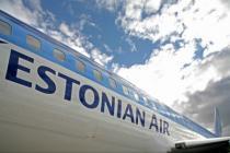 Estonian Air является одной из самых пунктуальных авиакомпаний Европы