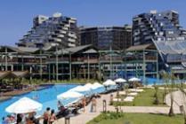 Пожар в турецком отеле 5*