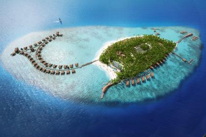 На Мальдивах открывается необычный отель