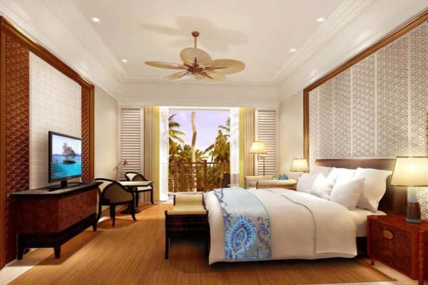 Новый роскошный отель на Шри-Ланке