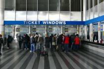 ЖД билеты будут продавать в терминалах