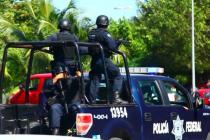 На мексиканских курортах усилили охрану