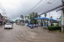 Курорты Таиланда от наводнения не пострадали
