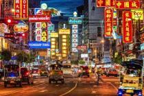 Самые популярные города мира среди туристов