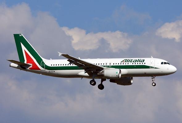 Alitalia проводит акцию на билеты из Украины