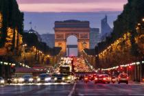 Париж лишился 1,5 млн туристов