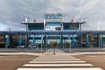 Аэропорт Жуляны закроют на десять дней