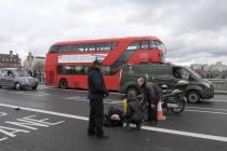 Теракт в Лондоне: пострадали маленькие туристы