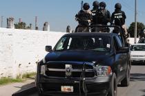 В Мексике, в перестрелке пострадали туристы