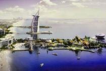 Дубай начинает строительство двух новых островов для туристов