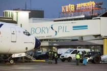 В Борисполе зафиксировали очередной рекорд