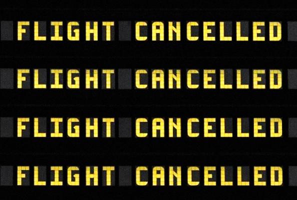 Ryanair отменил рейсы в Украину