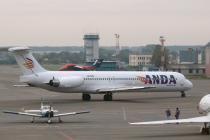Anda Air не прекратит полёты