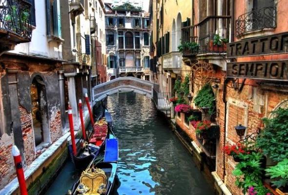 Огромные штрафы ввели в Венеции для туристов