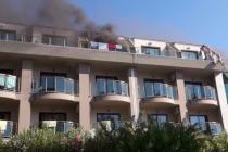В Турции из-за пожара в отеле эвакуировали 400 туристов