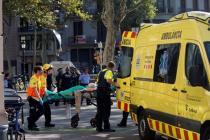 Крупный теракт в центре Барселоны: 13 человек погибли