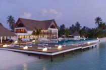 На Мальдивах открылся новый отель популярного бренда