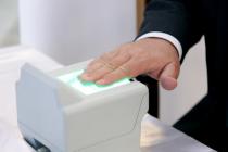 Иностранцы смогут въехать в Украину только по биометрии