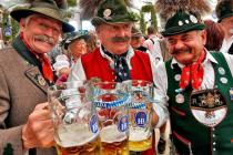 В Мюнхене начался Окtoberfest