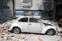 Мощное землетрясение произошло в Мексике