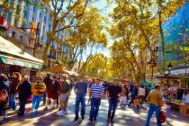 В Барселоне ограничивают количество туристов