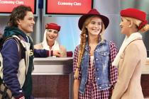 Emirates открыла продажу билетов из Украины по специальным тарифам