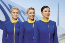 Объем пассажирских перевозок украинских авиакомпаний существенно вырос