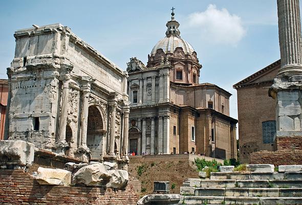 В ноябре Рим будет особенно интересен туристам