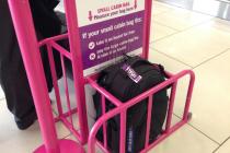 Wizz Air изменила правила провоза ручной клади