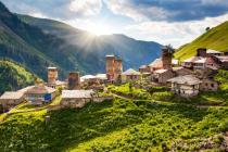 В Грузии увеличился номерной фонд и количество туристов из Украины