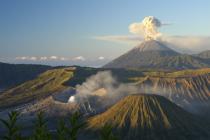 На Бали началось извержение вулкана