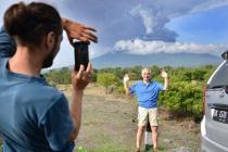 Власти продлили закрытие аэропорта на Бали