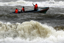 Непогода на Шри-Ланке не помешала отдыху