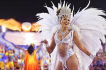 В Рио-де -Жанейро будет весело в феврале