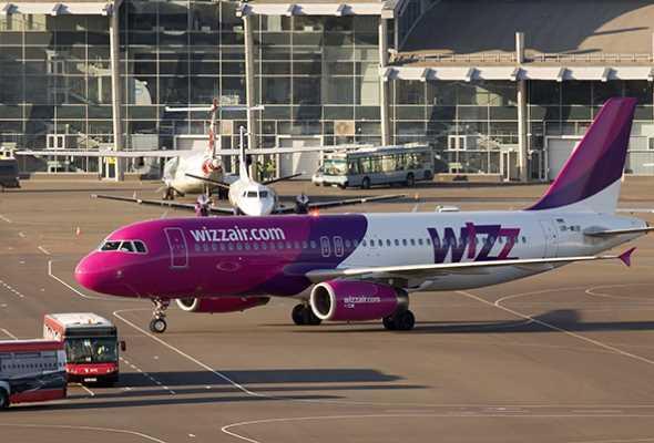 Wizz Air будет летать в Варшаву каждый день