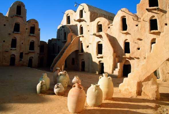 Тунис ожидает увеличения турпотока