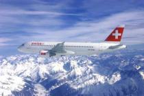 Авиакомпания Swiss возвращается в Украину
