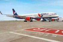 Azur Air расширяет маршрутную сеть из Украины