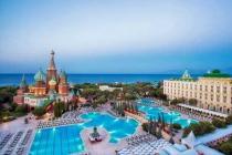 PEGAS Touristik арендовал известные пятизведочные отели в Анталии