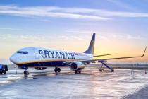 Новые маршруты Ryanair из Украины совпадают с направлениями Wizz Air