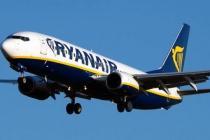 В Ryanair назвали дату первого полета с Украины