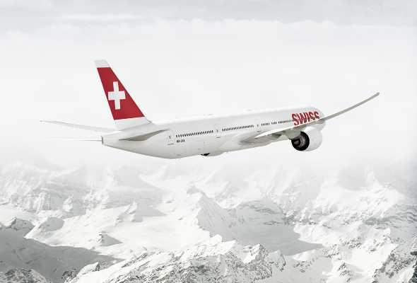 Возобновлены рейсы из Киева в Швейцарию